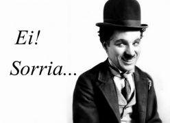 Ei! Sorria - Charles Chaplin