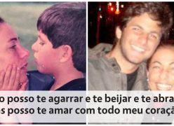 Cissa Guimarães faz texto emocionado ao filho Rafael desencarnado em 2010