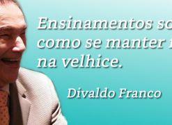 Velhice e Experiência com Humor - Divaldo Franco