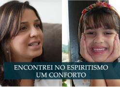 Mãe da Menina Isabella encontrou no espiritismo um conforto após a tragédia - (Veja a visão espírita sobre este caso)