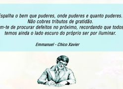 Atitudes de Urgência (Emmanuel - Chico Xavier)