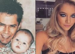 """""""Pai e filha são almas companheiras de vidas passadas"""", garante médium sobre Leandro e Lyandra"""