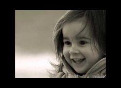 Deus no sorriso de minha filha...