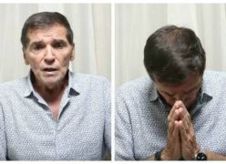 Jerry Adriani retorna à pátria espiritual