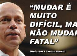 Mensagens Leandro Karnal