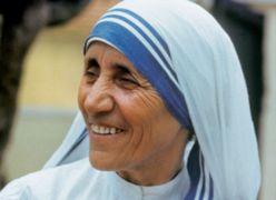 Espalhe o amor por onde você for - Madre Teresa de Calcutá