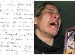 Carta Psicografada - Peço-lhes Que Não Chorem Mais Por Minha Causa, Isso Me Deixa Triste!