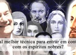 O que é necessário para conseguir se aproximar dos espíritos superiores - Divaldo Franco