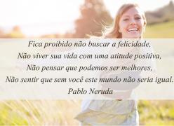 Fica Proibido - Pablo Neruda