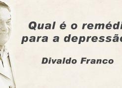 Divaldo Franco - Qual é o remédio para a depressão?