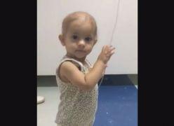 Menininha com Doença Rara começa a Dançar e Encanta a Todos -