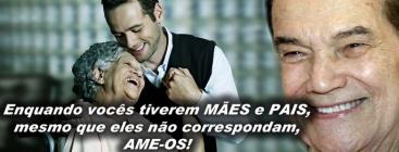 Ame seus pais, mesmo que algumas mães e pais não mereçam - Divaldo Franco