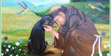 04/10 dia de São Francisco - Todas as criaturas São Nossos Irmãos e Irmãs