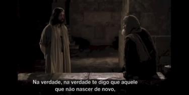Jesus fala sobre Reencarnação a Nicodemos
