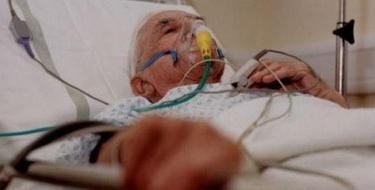 As ÚLTIMAS PALAVRAS de um homem no LEITO DE HOSPITAL