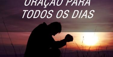 Oração para todos os Dias