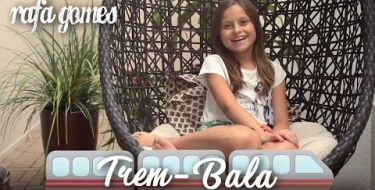 Música Trem Bala interpretada por Rafa Gomes do The Voice Kids (Muito Fofo)