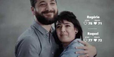 Depois desse vídeo, temos certeza que a sua forma de abraçar vai mudar pra sempre.