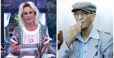 ANA MARIA BRAGA RECITA LINDAMENTE UMA DAS MAIS BELAS MENSAGENS DE CHICO XAVIER