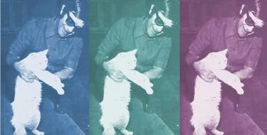 A Incrível Historia de Chico Xavier e sua Gata Aninha