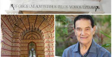 Divaldo Franco - Reflexão sobre a Capela de Ossos Humanos de Évora - 'Nós ossos que aqui estamos pelos vossos esperamos.'