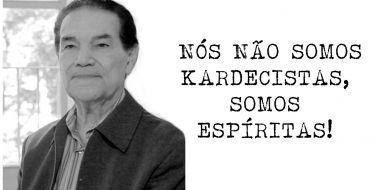 DIVALDO FRANCO - NÓS NÃO SOMOS KARDECISTAS, SOMOS ESPÍRITAS!