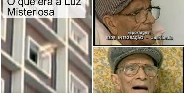 Chico Xavier revela o que era a Luz Misteriosa que entrou em seu quarto no Hospital.