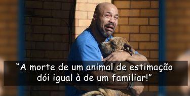 A Morte de um Animal de Estimação Dói Igual à de um Familiar!