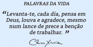 Palavras da Vida - Chico Xavier