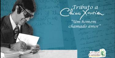 Tributo a Chico Xavier (Um Homem Chamado Amor) - com a médium Isabel Salomão