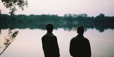 Os Dois Amigos - Reflexão