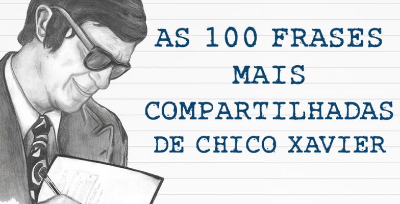 Mensagem De Chico Xavier As 100 Frases Mais Compartilhadas De