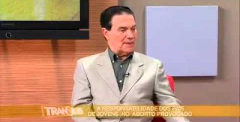 fa54eafebaca7 Mensagem em Vídeo de Divaldo Franco - A Questão do Aborto na Visão ...