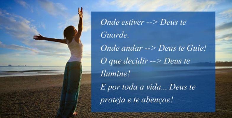 Oração Para Começar O Dia