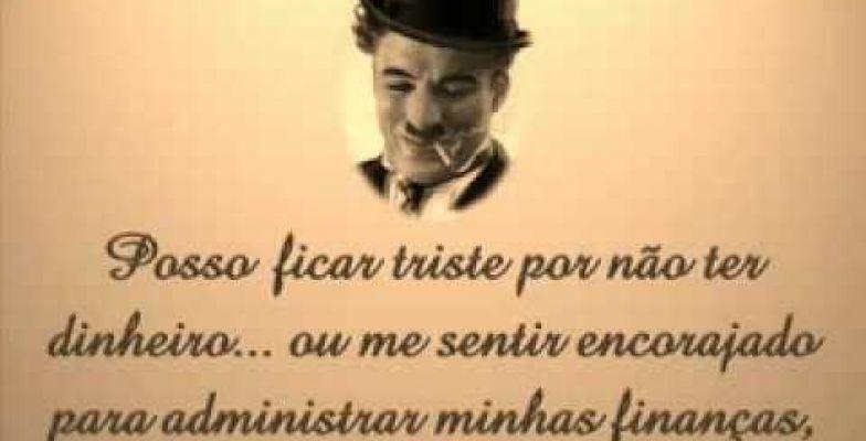 Charles Chaplin Frases A Vida é Uma Peça De Teatro: Frases De Charles Chaplin Imagens De Frases De Charles