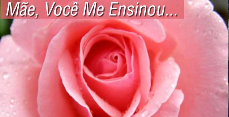 Deus Me Ensinou Que Silêncio Também é Resposta: Mãe, Você Me Ensinou