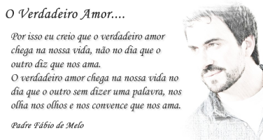 Mensagens Padre Fabio De Melo