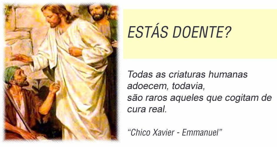 Mensagem De Chico Xavier E Emmanuel