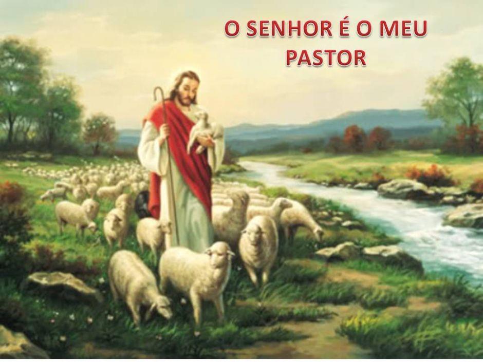 Mensagem em Vídeo - O SENHOR é o meu pastor, nada me faltará.