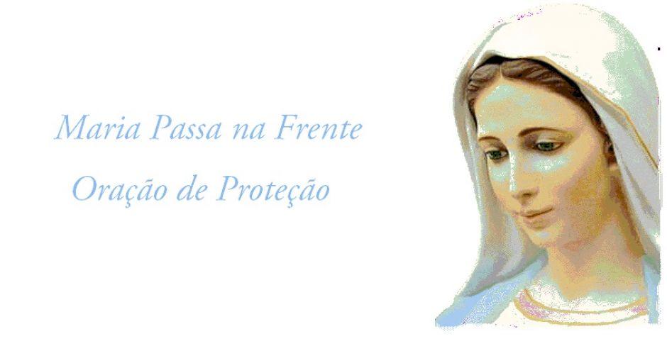 Excepcional Mensagem em Vídeo - Maria Passa na Frente - Poderosa Oração UV73