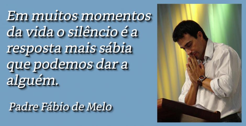 Mensagem Em Muitos Momentos O Silêncio é A Resposta Mais Sábia Que